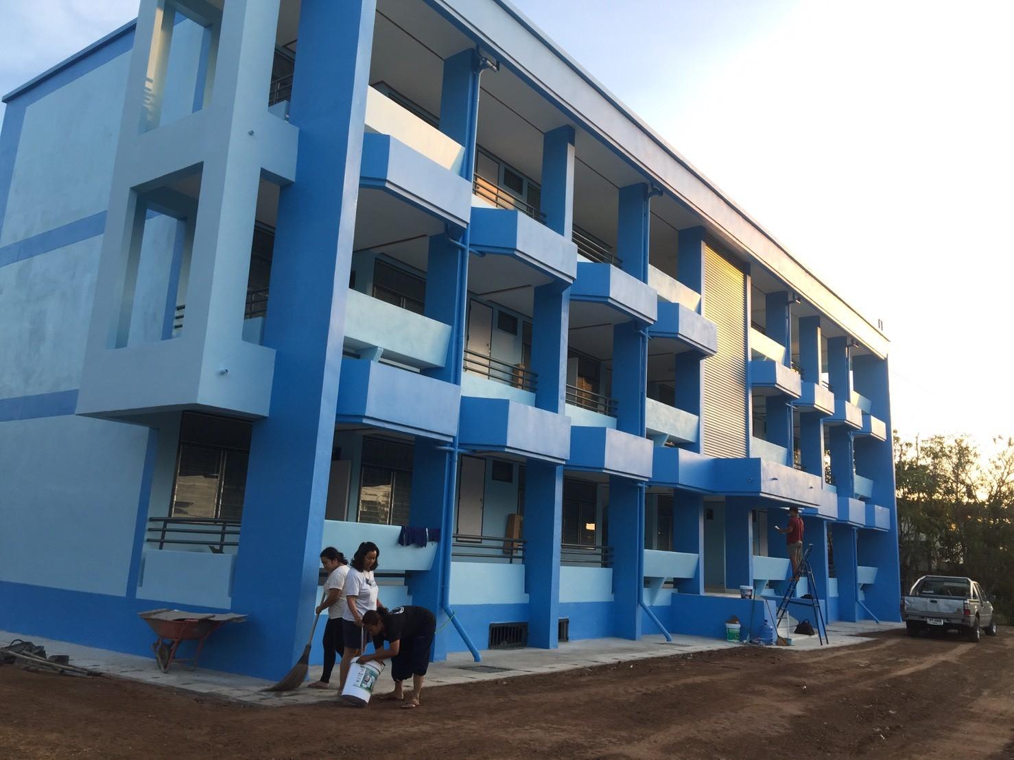 อาคารพักพยาบาล